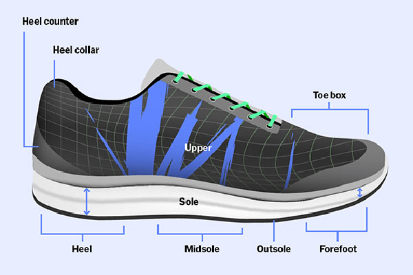 What to look for in a good shoe